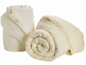 Πάπλωμα Πουπουλένιο Μονό Palamaiki Supreme 100% Creme