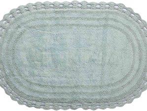 ΠΑΤΑΚΙ oval (70cm x 140cm) mint