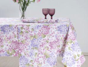 Τραπεζομάντηλο 140×260 Lilac