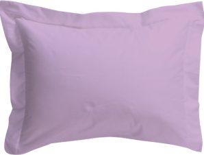 Anna Riska Ζεύγος Μαξιλαροθήκες Oxford 50×70+5 Prestige 7 Lilac