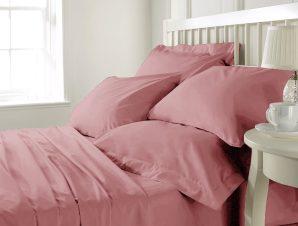 Anna Riska Παπλωματοθήκη Ημίδιπλη 160×240 Prestige 1 Blush Pink