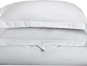 Anna Riska Σεντόνι Ημίδιπλο 170×270 Luxury 13 White