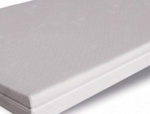 Anna Riska Στρώμα Κούνιας 60×120 Λευκό