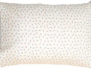 Viopros Ζεύγος Μαξιλαροθήκες 50×70 Βαμβακερές 1