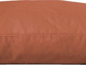Viopros Ζεύγος Μαξιλαροθήκες 50×70 Basic Τερρακότα