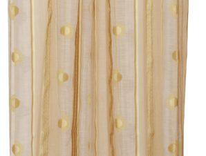 Viopros Κουρτίνα με Τρέσα 280×270 8504 Εκρού