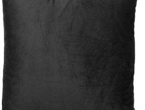 Viopros Μαξιλάρι Διακοσμητικό Βελουτέ 60×60 230 Μαύρο