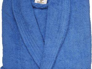 Viopros Μπουρνούζι Large Classic Μπλε